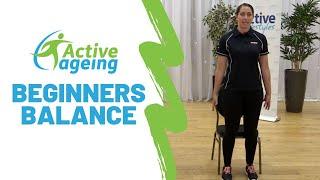 Active Ageing Beginner Balance