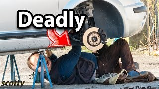 Here's Why Car Repair Will Kill You