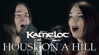 KAMELOT -  House On A Hill (Cover by Alina Lesnik feat. Agordas)