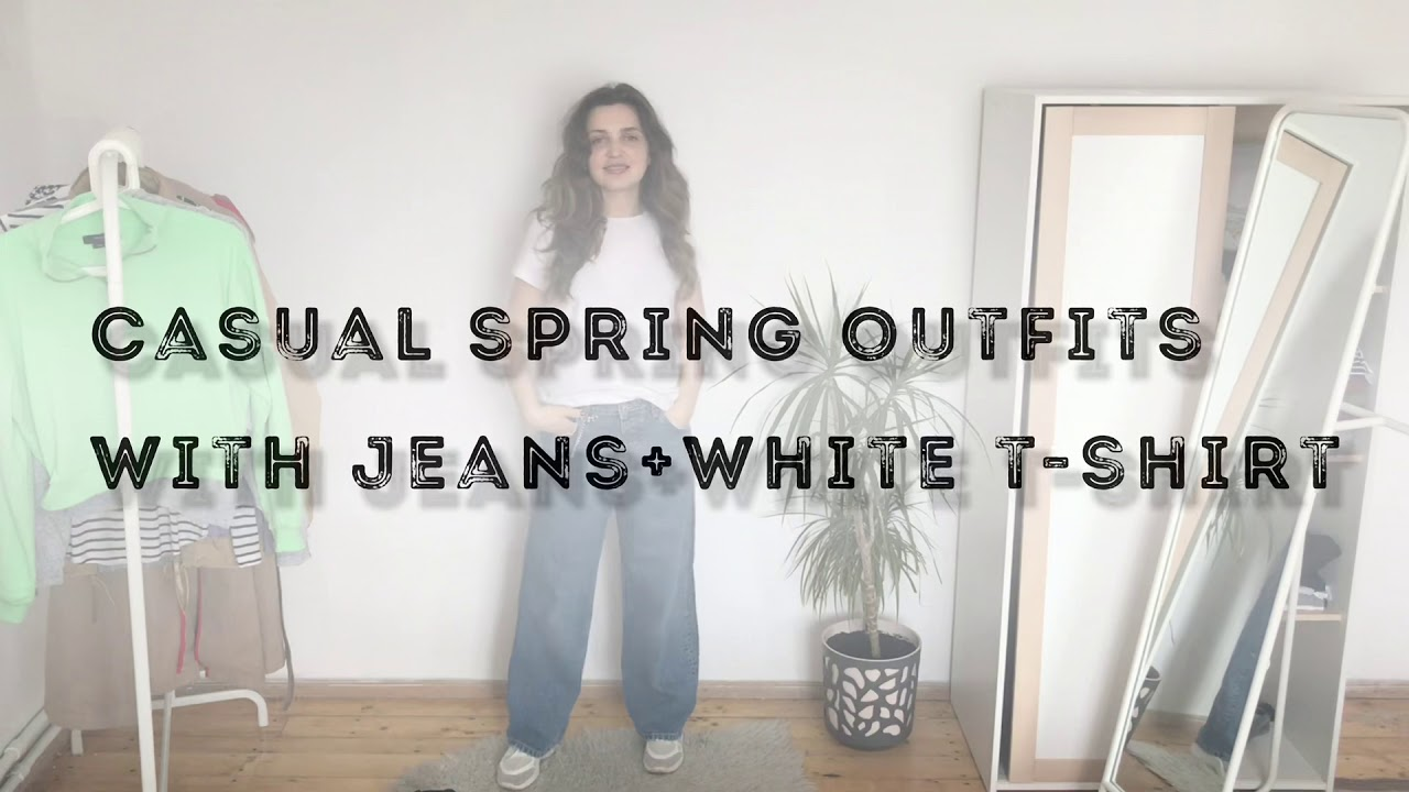Casual spring outfits 2019 8