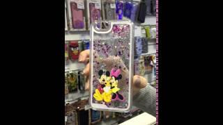 Новогодние накладки для iPhone 5/5S, iPhone 6/6S, iPhone 6/6S Plus(Сеть магазинов