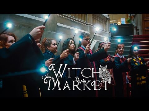 BCN Witch Market - Cosplay VIDEO