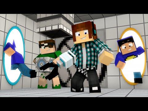 Minecraft : DENTRO DE OUTRO JOGO !!