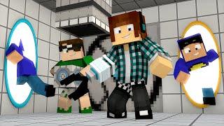 Minecraft : DENTRO DE OUTRO JOGO !! - Os 10 Desafios 2 #10