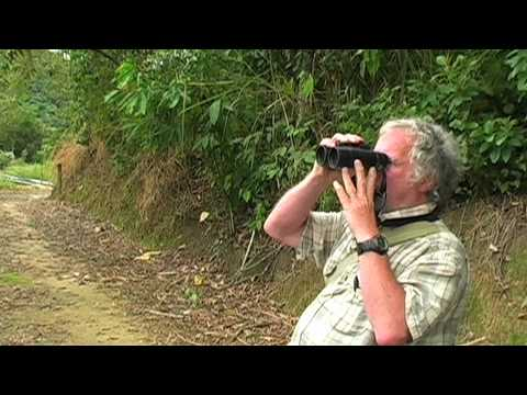 Bill Oddie visits REGUA, Brazil