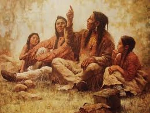 Spiritual Music of the Native American to Purify and to Attract Prosperity