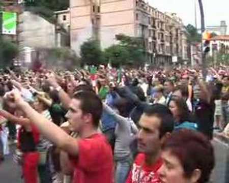 EUSKO GUDARIAK - Bilbo/Bilbao 23/06/2007