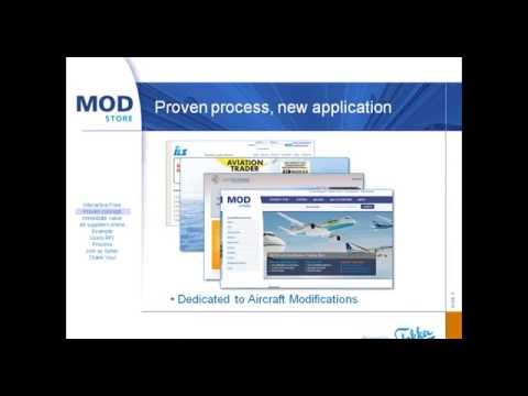ModStore: The Aircraft Modifications Market Place