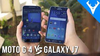 Moto G 4 Plus vs Galaxy J7 - Comparativo | Qual melhor?