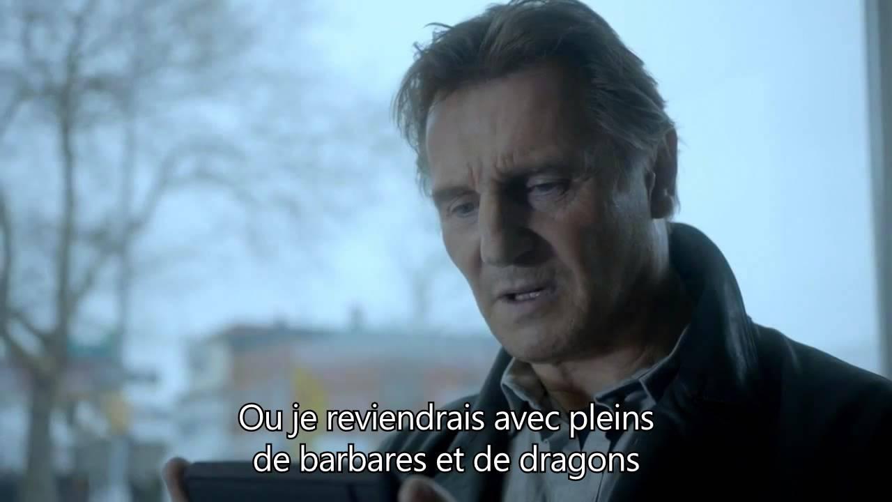 Bien-aimé Publicité : Clash of Clans avec Liam Neeson - YouTube LY58