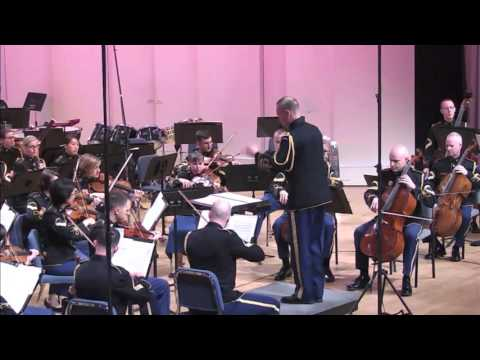 LIVE - The U.S. Army Orchestra | Symphonic Storytelling