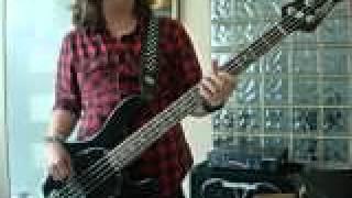 Judas Priest - Grinder bass cover