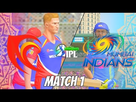 IPL GAMING SERIES 2nd EDITION - DELHI DAREDEVILS v MUMBAI INDIANS  GROUP 1 MATCH 1