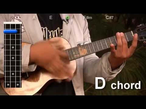 Uke Lesson 36 - Rhythm of Love (Plain White T\'s) - YouTube