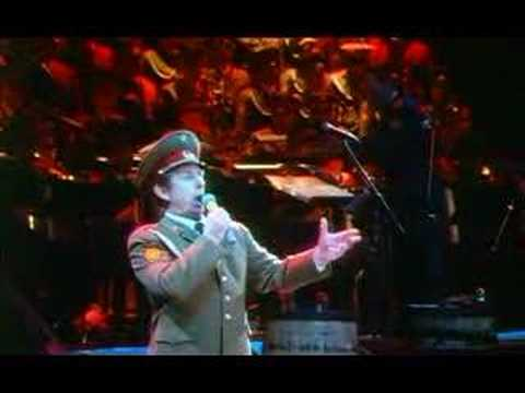 Dark Eyes - Red Army Choir - Russian Gypsy Folk Song - YouTube