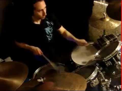 Dan Sia Drumming to Cirque du Soleil