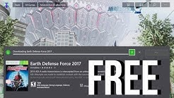How to Download: Earth Defense Force 2017 for FREE in Xbox One | Xbox One S