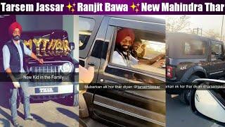 Tarsem Jassar | New Mahindra Thar | Ranjit Bawa | Latest punjabi songs 2020 | Dilpreet Dhillon |