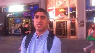 New York / Times Square/ tibbi sığorta və cari xərclər