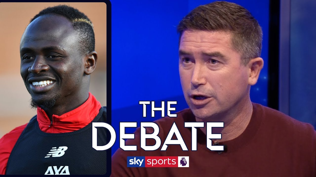 Harry Kewell & Ally McCoist say Sadio Mane is NOT a natural goalscorer | The Debate