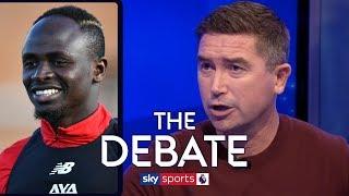 Harry Kewell & Ally McCoist say Sadio Mane is NOT a natural goalscorer | The Debate