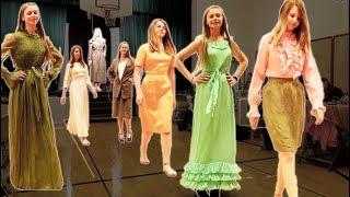 Runway MODELS!! Fashion SHOW!