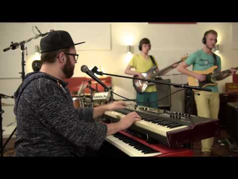 What the Funk! - Ain´t no Way - Studio live Session