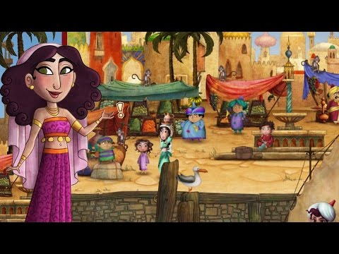 Magic Carpet Land - Top Best Apps For Kids Demo