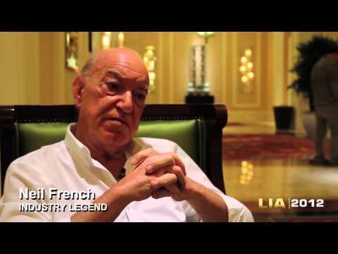 LIA Las Vegas Creative Conversations: Neil French Part 3