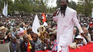 Thousands attend Prophet Owuor's Nakuru miracle rally