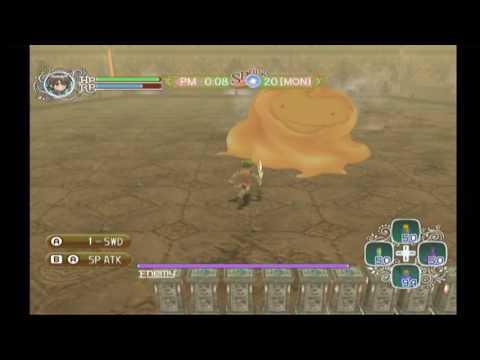 wii rune factory frontier lava ruins boss youtube rh youtube com Rune Factory Frontier DS Rune Factory 1