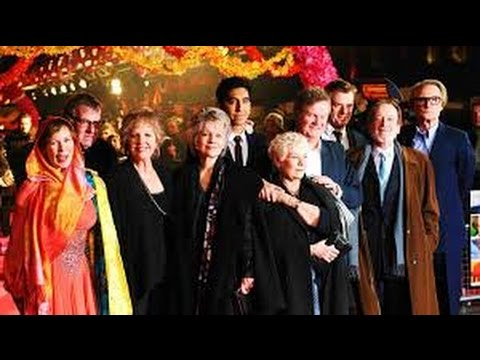 The Second Best Exotic Marigold Hotel (2015) with Maggie Smith, Bill Nighy, Judi Dench Movie