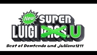 Best of Domtendo und juliiana1211  Super Luigi U