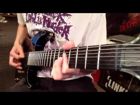Lamb of God - Still Echoes Guitar Cover PLUS LESSON!! - Sturm Und Drang New Song 2015