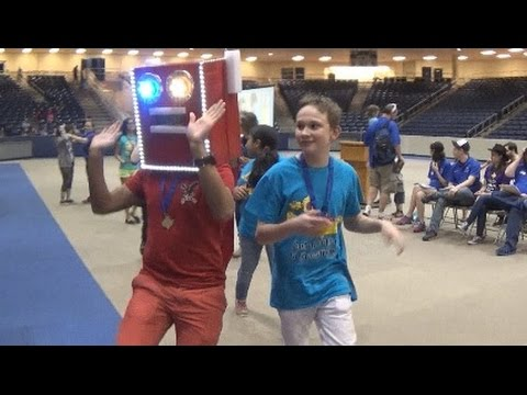 Paul Revere Middle School Odyssey of the Mind 2015