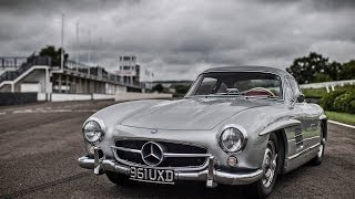 видео Mercedes-Benz 300SL