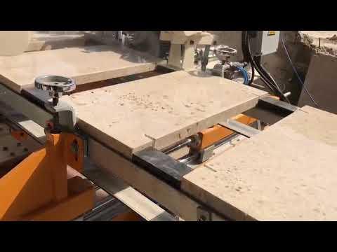 GDM 4160 Ankraj Delik Delme ve Yarma Makinesi