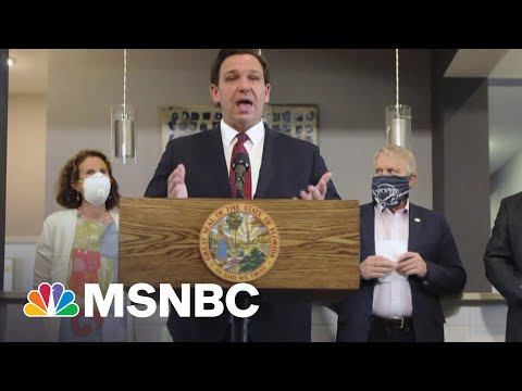 Florida Law Fines Social Media Companies For Banning Candidates   MSNBC