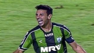 Gols, Boa Esporte 1 x 2 América-MG -  Brasileirão Série B 27/10/2015