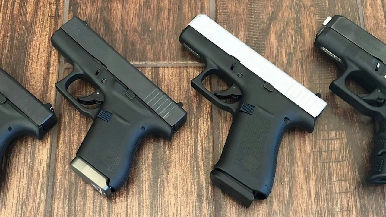 Comparing the Glock 43x to the Glock 43: In-Depth Analysis