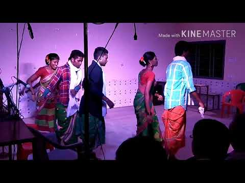 New santali album song, dance performed by...