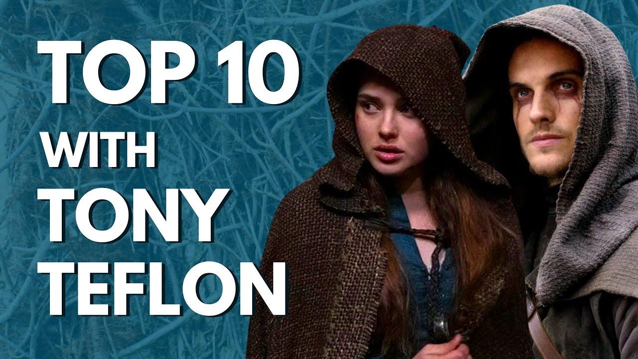 Cursed: Top 10 with Tony Teflon