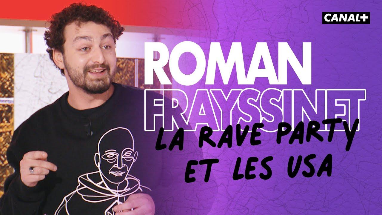 """Download """"Les Etats-Unis ont quitté ce monde"""" : Roman Frayssinet dans Clique - CANAL+"""