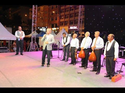 15. Uluslararası Sürmeli Şenlikleri Kırşehir Ustaları Müzik ve Oyun Topluluğu Gösterisi