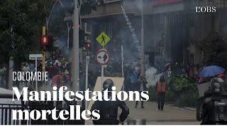 Que se passe-t-il en Colombie en proie à des manifestations depuis une semaine ?