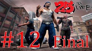 25 to Life #12 Missão final