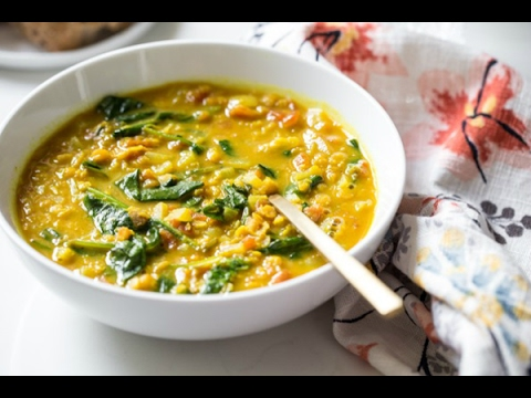 🍲This Turmeric-Lentil Soup Will Protect You From Type 2 Diabetes, Dementia, and Cancer!