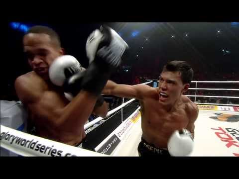 GLORY 13 Tokyo - Joe Valtellini vs. Raymond Daniels (Full Video)