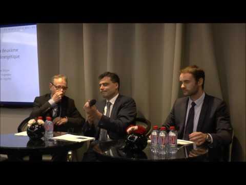Convention présidentielle Marine 2017 — L'énergie et l'écologie de demain — Paris — 02.12.16