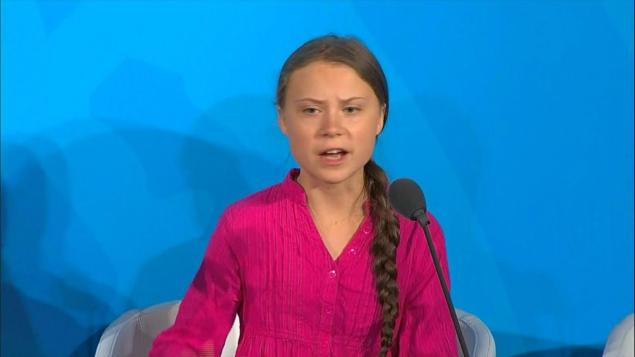 You Have Stolen My Dreams And My Childhood Greta Thunberg Tells Un Afp